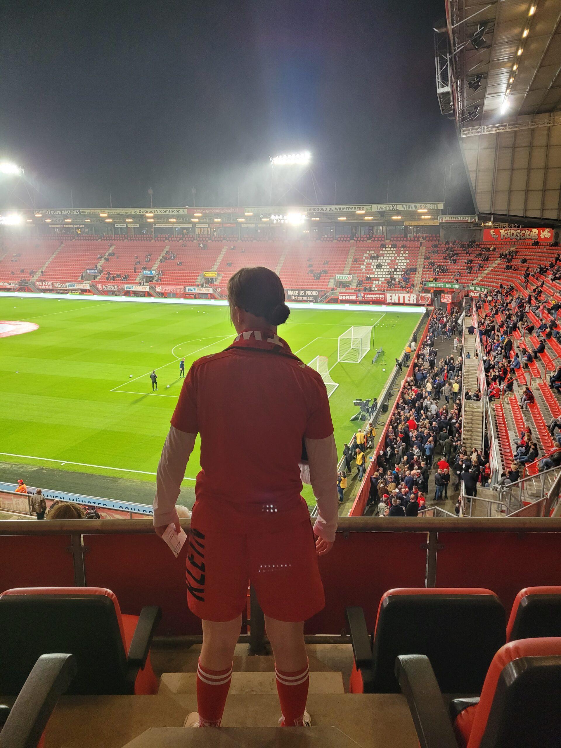 Op bezoek bij FC Twente